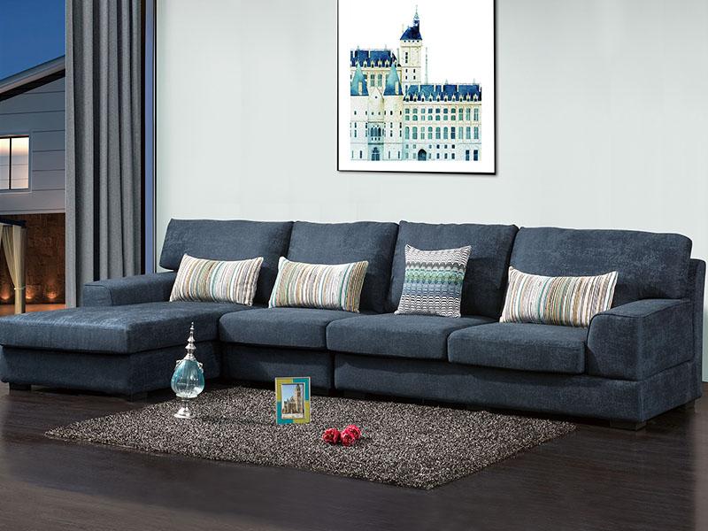 软体家具-休闲布艺沙发24