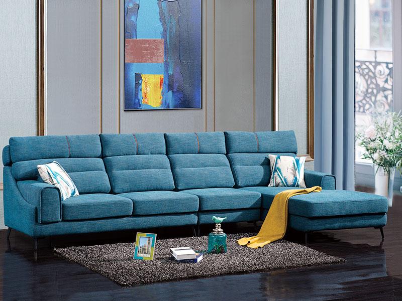 软体家具-休闲布艺沙发15