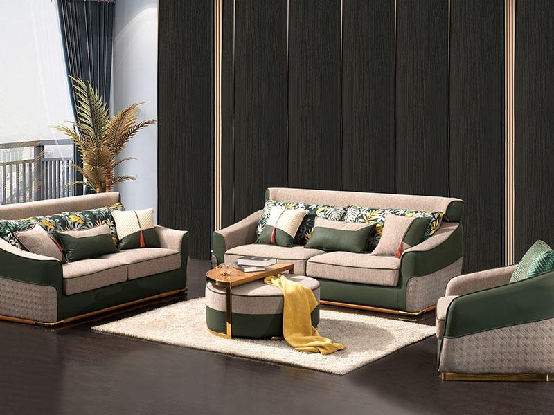 软体家具-休闲布艺沙发22