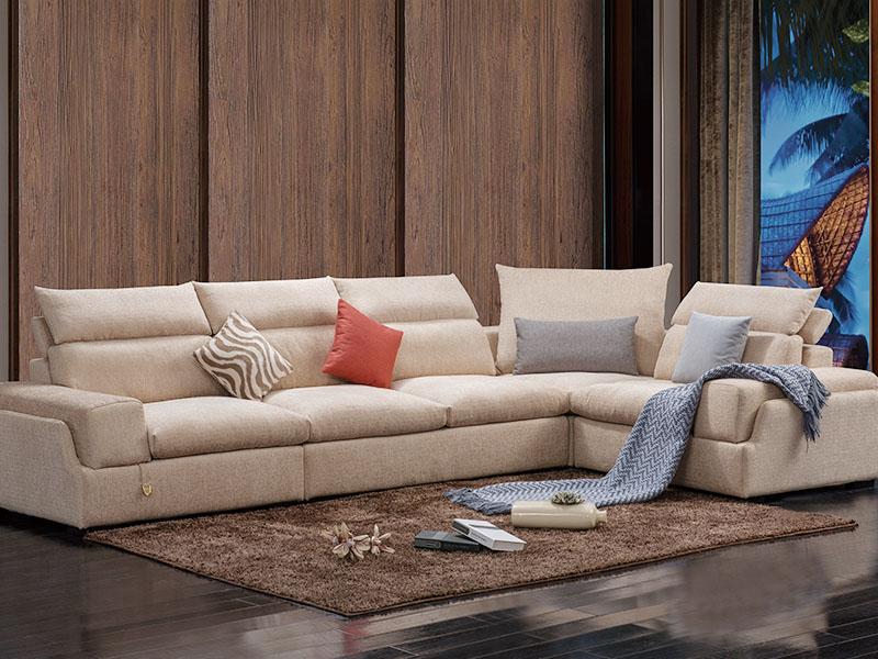 软体家具-休闲布艺沙发