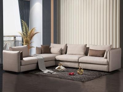软体家具-休闲布艺沙发25